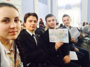 Всеукраинский сбор лидеров ученического самоуправления «Детские социальные инициалы – строим новую страну»
