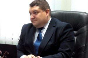 главный врач Изюмской центральной городской больницы Дмитрий Зиновьев