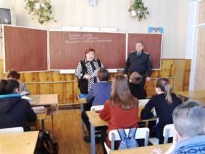 В Изюме прошла неделя Всеукраинского права