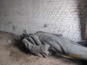 В городе Изюме продадут демонтированный памятник Ленину
