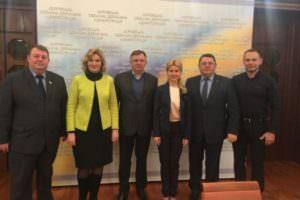 Губернатор Харьковской области высоко оценила работу городской власти Изюма за 2016 год