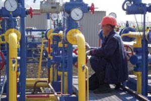 Добыча газа и нефти