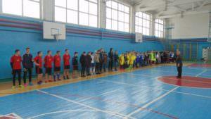 Предпоследняя неделя года был насыщен спортивными событиями для юных спортсменов Изюма