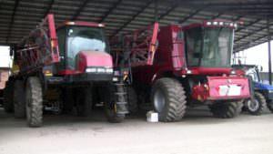В аграрном секторе Изюмского района приобретено 43 единицы новой техники