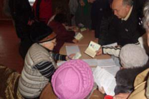 В городе Изюме созданы новые квартальные комитеты