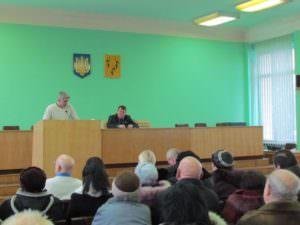 Состоялось первое в этом году совещание городского головы