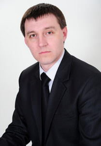 Вице-мэр Лозовой Юрий Кушнир