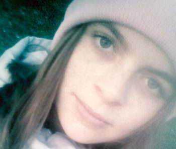В Изюме пропала 14-летняя Светлана Белоусова-1