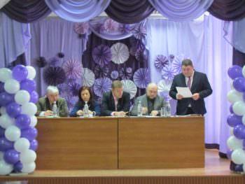 В Изюме состоялся итоговый медицинский совет за 2016 год