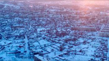 Город Изюм с высоты птичьего полета (фото, видео)-1