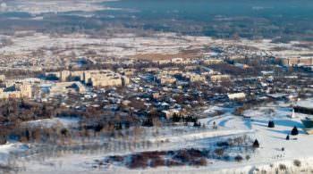 Город Изюм с высоты птичьего полета (фото, видео)-10