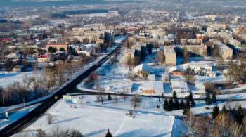 Город Изюм с высоты птичьего полета (фото, видео)-11