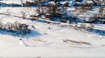 Город Изюм с высоты птичьего полета (фото, видео)-3