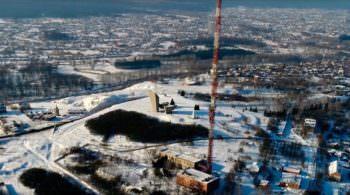 Город Изюм с высоты птичьего полета (фото, видео)-5