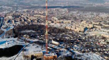 Город Изюм с высоты птичьего полета (фото, видео)-6