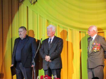 Изюмчани отметили день освобождения города Изюма-1