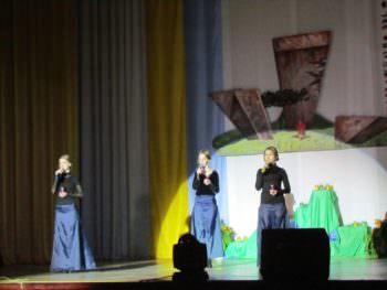 Изюмчани отметили день освобождения города Изюма