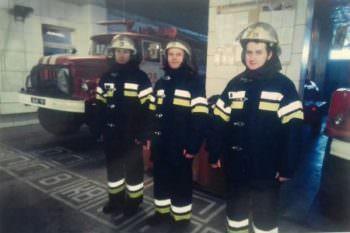 Пожарные Изюма