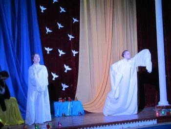 В городе Изюме почтили память Героев Небесной Сотни