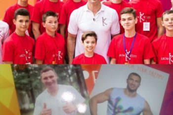 Изюм снова принимает участие в проекте Фонда Кличко