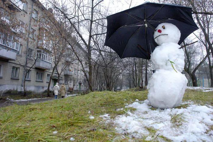 Ожидаются сильные осадки в виде снега
