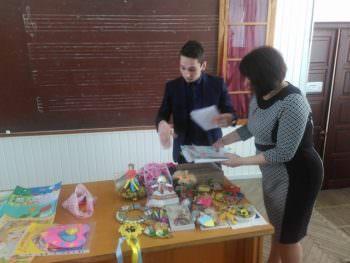 Ученик Изюма представил проект городской организации ученического самоуправления «Новое поколение»