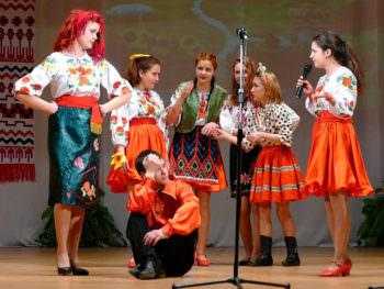 В ДМиП «Железнодорожник» города Изюма прошел незабываемый концерт
