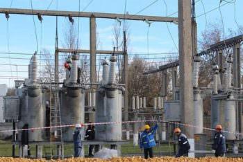 В Изюме воруют трансформаторное масло с электро подстанций