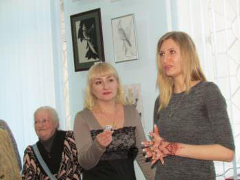 """Выставка """"Отражение"""" в Изюмском краеведческом музее"""