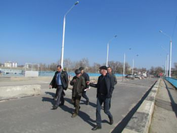 In the city of Izyum started repair of roads-2