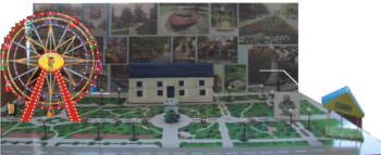 В городе Изюме будет реконструирован Центральный парк