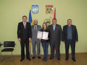 Izyumskaya singer got song glory at the international level-1