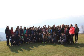 Pupils Izyum traveled in Transcarpathian region-2