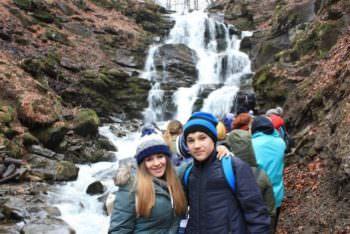 Pupils Izyum traveled in Transcarpathian region-3