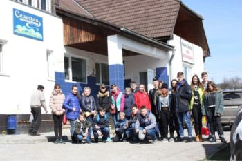 Pupils Izyum traveled in Transcarpathian region-4