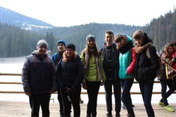 Pupils Izyum traveled in Transcarpathian region-5