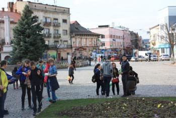 Pupils Izyum traveled in Transcarpathian region-6