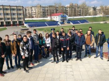 Students of Izyum called for the University of Air Forces named after I. M. Kozhedub-1