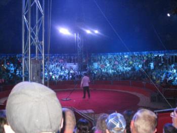 Выступление цирка Италии Кобзов в городе Изюме 26 мая 2017 года-10