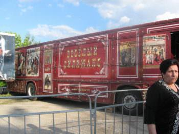 Выступление цирка Италии Кобзов в городе Изюме 26 мая 2017 года-2