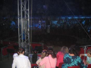 Выступление цирка Италии Кобзов в городе Изюме 26 мая 2017 года-9