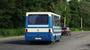 Автобусное сообщение с Харьковом через Чистоводовку и Кунье будет восстановлено