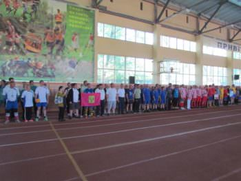 City authorities defended the honor of the city of Izyum in the national sports events