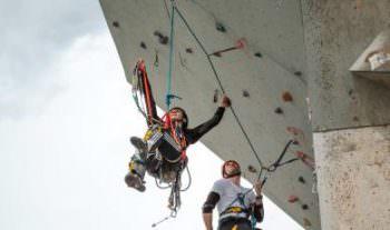 Изюмчани завоевали третье место в кубке Украины по альпинизму проходивший 22-23 апреля в Харькове