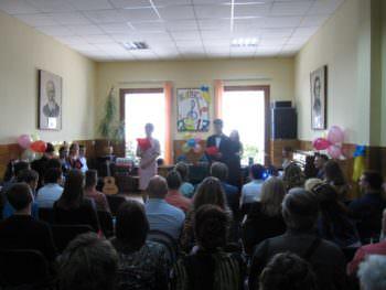 В детской музыкальной школе Изюма состоялся выпускной