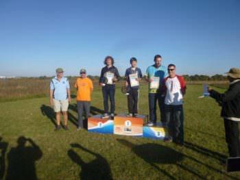Изюмчанин ученик 9 класса чемпион Украины по авиамодельному спорту