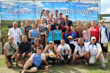 Изюмчани заняли II место на областных соревнованиях по пляжному волейболу