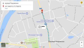 Движение автотранспорта по ул. Покровской будет перекрыто