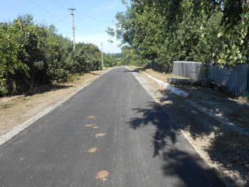 В Изюмском районе ремонтируют дороги