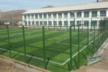 В центре города Изюма появится новая спортивная площадка